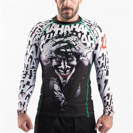 Fusion FG Batman - The Killing Joke Rash Guard